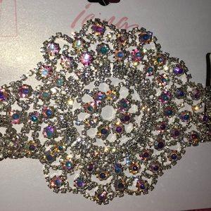 NWT Gorgeous Multi Rhinestone Bracelet